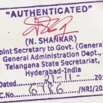 Attestation of Documents (Educational & Non-Educational)